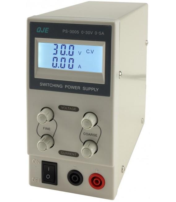 "Regelbares Labornetzgerät ""CTL-3005"" Bild 5"