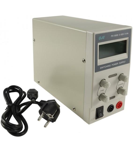 "Regelbares Labornetzgerät ""CTL-3005"" Bild 6"
