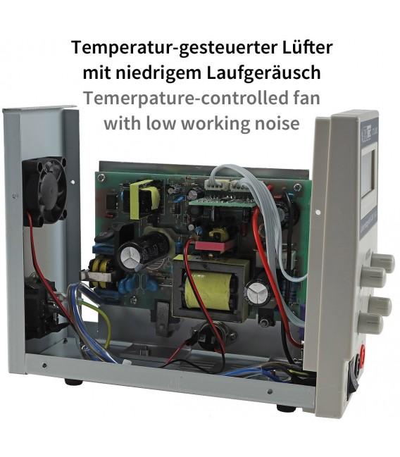 "Regelbares Labornetzgerät ""CTL-3005"" Bild 7"
