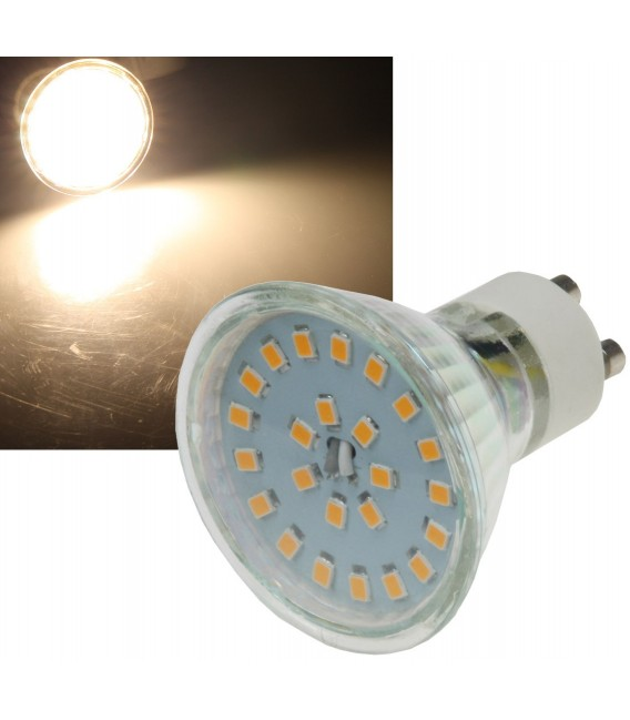 "LED Strahler GU10 ""H55 SMD"" Bild 1 Vorschau"