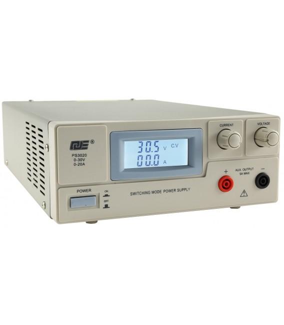 """Regelbares Labornetzgerät """"CTL-3020"""" Bild 1 Vorschau"""