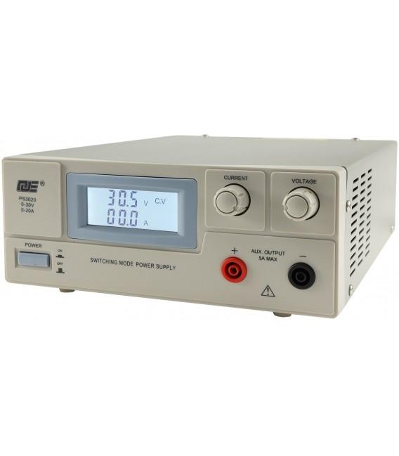 """Regelbares Labornetzgerät """"CTL-3020"""" Bild 8 Vorschau"""