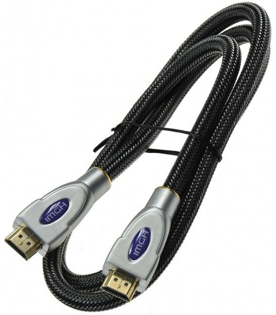 Premium HDMI Kabel HDMI 2.0/1.4 1m Bild 1 Vorschau
