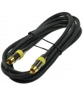 Premium Cinch-Kabel 2m Bild 1