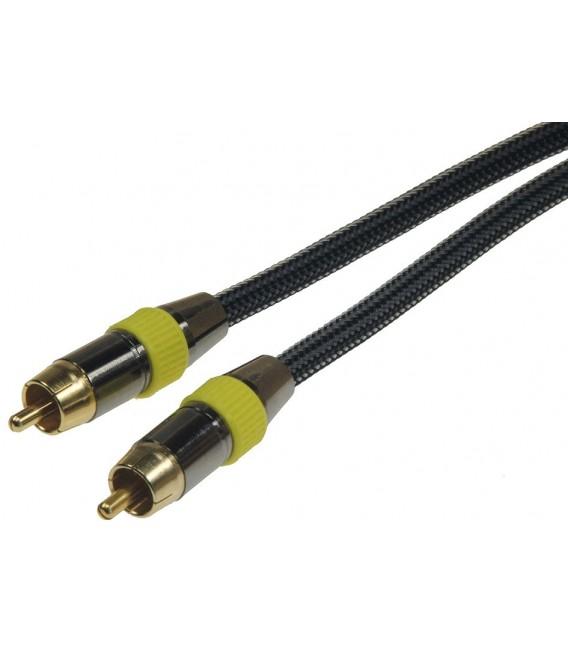 Premium Cinch-Kabel 2m Bild 2